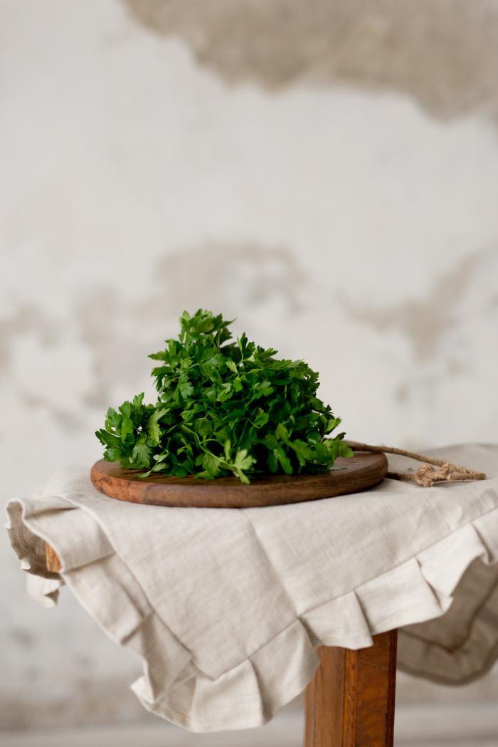 Petrezselyem zöld